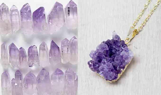 Настоящие кристаллы