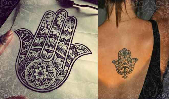Татуировка - оберег