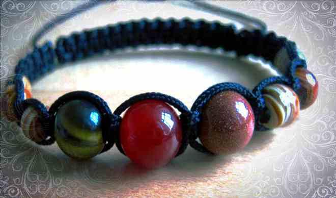Украшения браслеты шамбалы