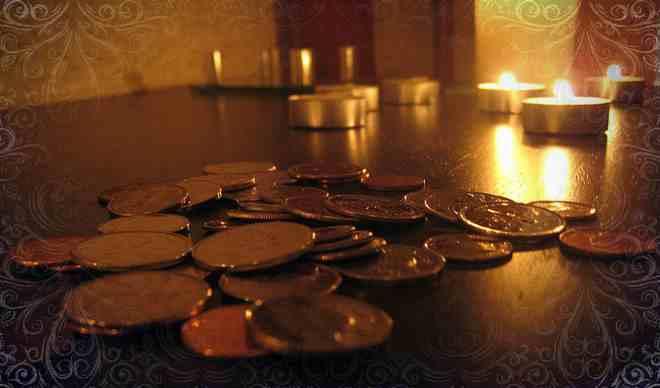 Ритуалы с монетами