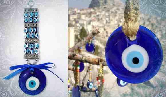 Турецкий синий оберег