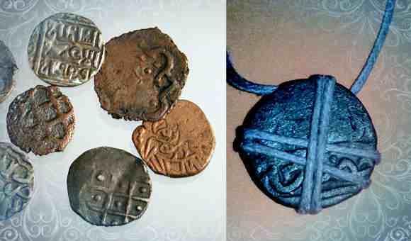 монеты времен золотой орды