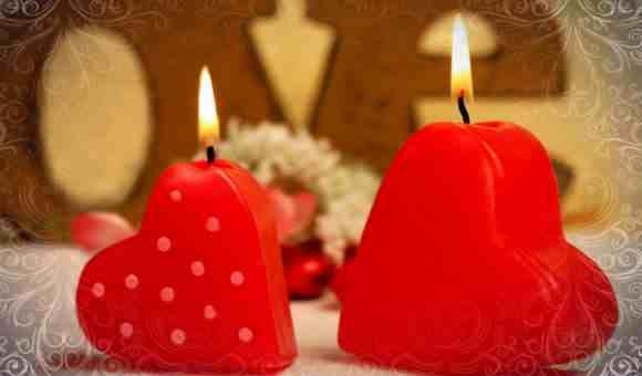 Две свечи для обряда