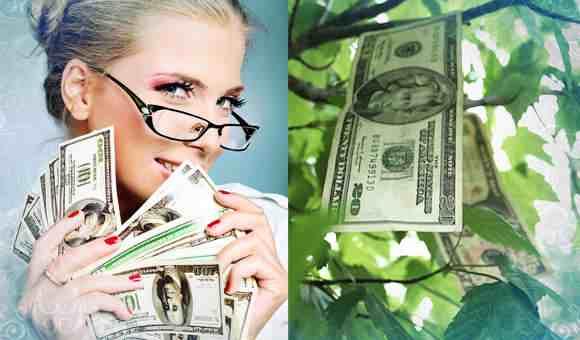 деньги и удача в ваших руках