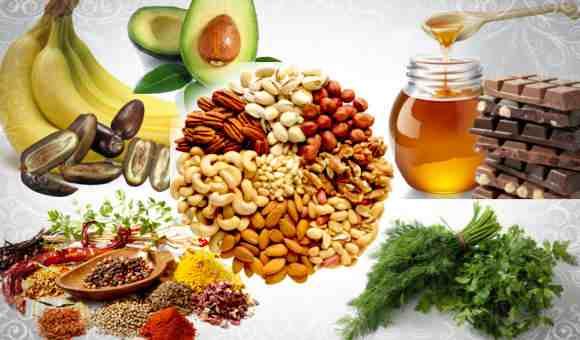 Известные афродизиаки - пряности, орехи, мед
