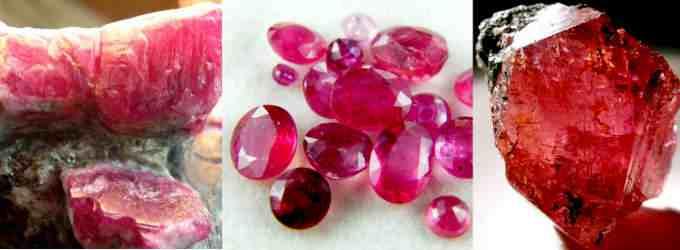 фрагмент натурального минерала (фото)