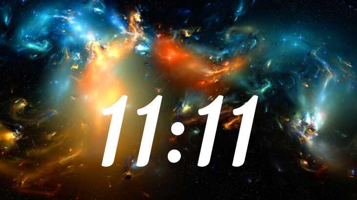 время на часх 11-11