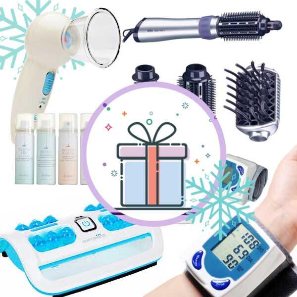 новогодние подарки для здоровья мамы